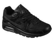 Nike Air Max 90 Skyline сетка черные (Euro36-45)