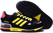 Adidas ZX 750 Black Yelow