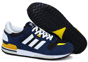 Adidas ZX 700 Dark Blue White