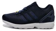 Adidas ZX Flux Base Pack (Черные с синим)