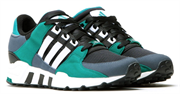 Adidas Equipment Running Support 93 (BlackFuture WhiteSub Green)