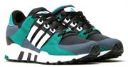 Adidas Equipment Running Support 93 (BlackFuture WhiteSub Green)