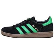 Adidas Spezial Black Green Gum