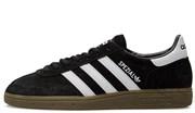 Adidas Spezial Black & Running White