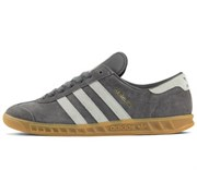 Adidas Hamburg Grey & White