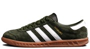 Adidas Hamburg Green White
