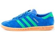 Adidas Hamburg Lush Blue Fresh Green