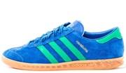 Adidas Hamburg Lush Blue Fresh Green