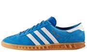 Adidas Hamburg Blue Bird White