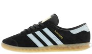 Adidas Hamburg Black Blue Bird