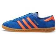 Adidas Hamburg Dublin Collegiate Royal & Orange