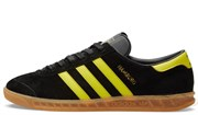 Adidas Hamburg Oslo Black Lemon Peel