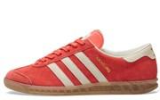 Adidas Hamburg Shock Red