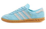 Adidas Originals Hamburg Blue White