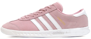 Adidas Originals Hamburg Pink White