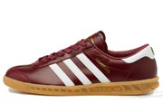 Adidas Hamburg Collegiate Burgundy & White