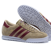 Adidas Beckenbauer Allround (Brown/Red/White)
