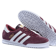 Adidas Beckenbauer Allround (Burgundy/White/Gold)