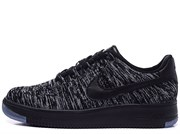 Nike Air Force 1 Flyknit Low Deep Grey