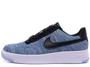 Nike Air Force 1 Flyknit Low Blue