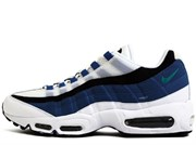 Nike Air Max 95 Men (White/Blue/Black)