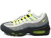 "Nike Air Max 95 ""Greedy""  (Black/Safety Orange/Volt)"