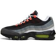 Nike Air Max 95 Men (Grey/Orange/Black/White)