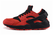 Nike Air Huarache Men (University RedBlack)