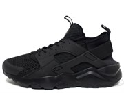 Nike Air Huarache Run Ultra BR Triple Black