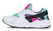 Nike Air Huarache White/Mint/Viole