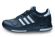 Adidas ZX 700 Blue White Leather