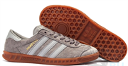 Adidas Hamburg Light Gray Gum