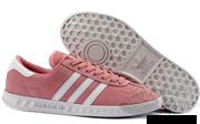 Adidas Hamburg Pink White