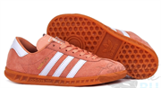 Adidas Hamburg Peach White Gum