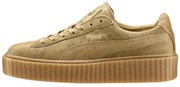 Puma By Rihanna Creeper Gold