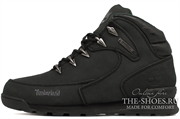 Timberland Euro Rock Hiker All Black