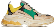 Balenciaga Triple S Yellow Green
