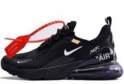 Nike Air Max 270 Off-White Black