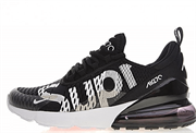 Nike Air Max 270 Supreme Black White