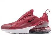 Nike Air Max 270 Burgundy Red