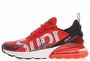 Nike Air Max 270 Supreme Red