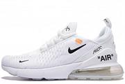 Nike Air Max 270 White Off-White