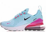 Nike Air Max 270 Light Blue Purple