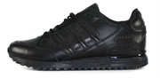 Adidas ZX 750 All Black Leather