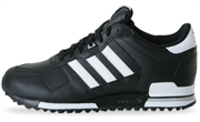 Adidas ZX 700 Black White Leather