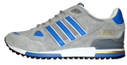 Adidas ZX 750 Grey Blue Gold