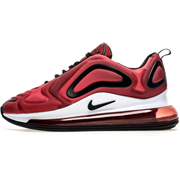Nike Air Max 720 Solar Red Black