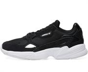 Adidas Falcon Black White