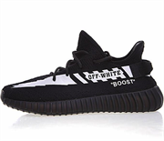 Adidas Yeezy Boost 350 V2 X Off White Black