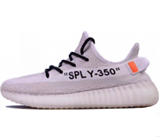 Adidas Yeezy Boost 350 V2 Custom X Off White White
